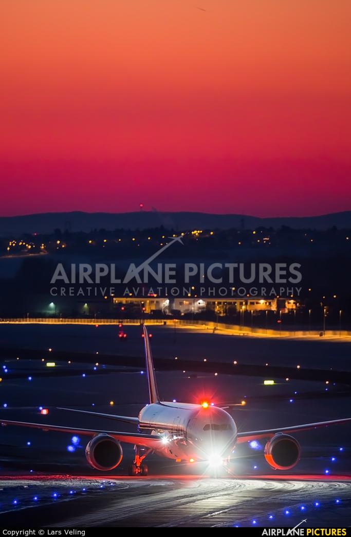 LAN Airlines CC-BBF aircraft at Frankfurt