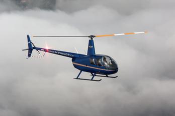 I-MWII - Private Robinson R44 Astro / Raven