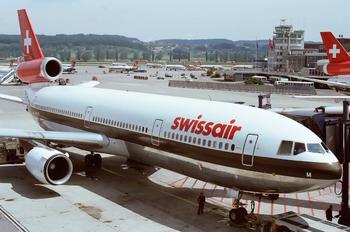 HB-IHM - Swissair McDonnell Douglas DC-10-30
