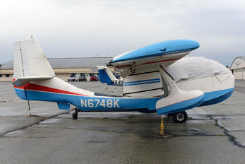 N6748K - Private Republic RC-3 Seabee