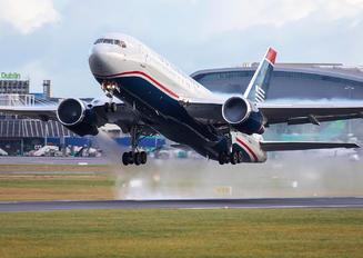 N251AY - US Airways Boeing 767-200ER
