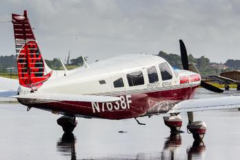 N7638F - Private Piper PA-32 Cherokee Six