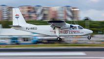 PJ-WED - Winward Express Britten-Norman BN-2 Islander aircraft