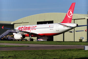 TC-ATJ - Atlasjet Airbus A320