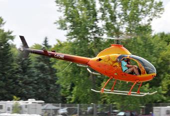 C-FOME - Private Rotorway Exec 162