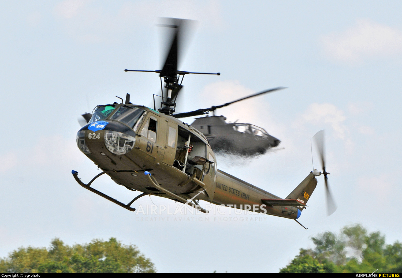 Private N624HF aircraft at Oshkosh - Wittman Regional