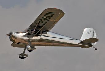 NC2350N - Private Cessna 140