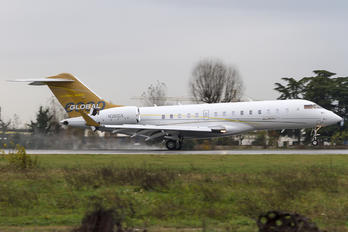 N381GX - Private Bombardier BD-700 Global 6000