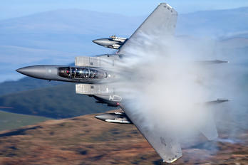96-0204 - USA - Air Force McDonnell Douglas F-15E Strike Eagle
