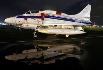 N431FS - BAe Systems McDonnell Douglas A-4 Skyhawk
