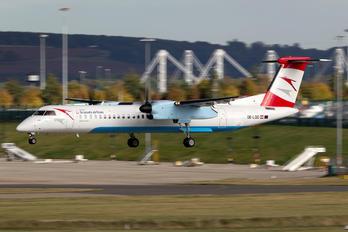 OE-LGC - Brussels Airlines de Havilland Canada DHC-8-400Q / Bombardier Q400