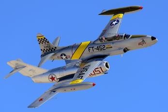 N133HH - Private Canadair CT-133 Silver Star 3