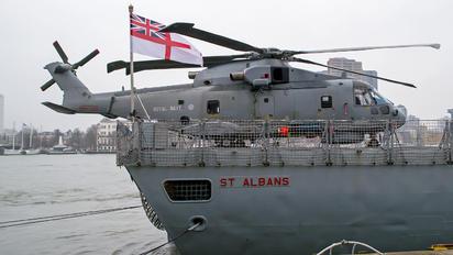 ZH836 - Royal Navy Agusta Westland AW101 111 Merlin HM.1
