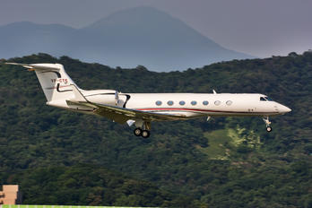 VP-CTE - Jet Aviation Business Jets Gulfstream Aerospace G-V, G-V-SP, G500, G550