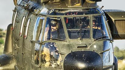 HU.21-08 - Spain - Army Eurocopter AS332 Super Puma