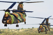HT.17-12 - Spain - Army Boeing CH-47D Chinook aircraft