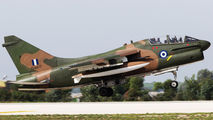 154477 - Greece - Hellenic Air Force LTV TA-7C Corsair II aircraft