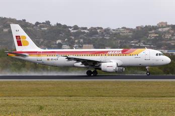 EC-ILR - Iberia Airbus A320