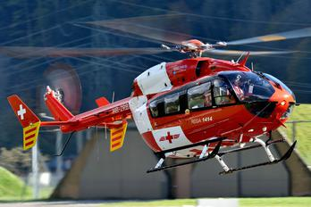 HB-ZRB - REGA Swiss Air Ambulance  Eurocopter EC145