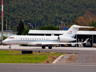 EC-LNM - Gestair Bombardier BD-700 Global Express XRS