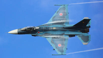 73-8542 - Japan - Air Self Defence Force Mitsubishi F-2 A/B