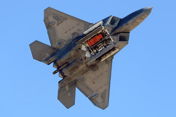 99-4010 - USA - Air Force Lockheed Martin F-22A Raptor