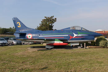 "MM6241 - Italy - Air Force ""Frecce Tricolori"" Fiat G91"