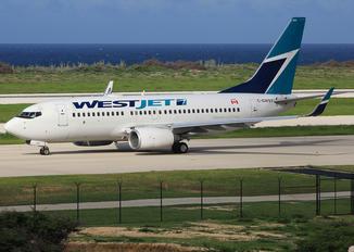 C-GWSY - WestJet Airlines Boeing 737-700