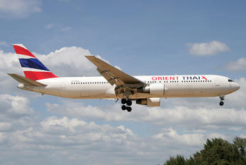 HS-BKB - Orient Thai Airlines Boeing 767-300