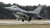 4064 - Poland - Air Force Lockheed Martin F-16C block 52+ Jastrząb aircraft