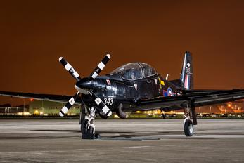 ZF343 - Royal Air Force Short 312 Tucano T.1