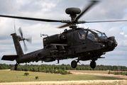 - - British Army Westland Apache AH.1 aircraft