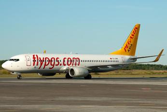 TC-CPE - Pegasus Boeing 737-800