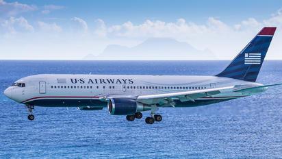 N250AY - US Airways Boeing 767-200ER