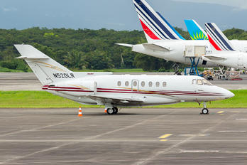 N520LR - Private Raytheon Hawker 850XP