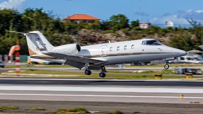 N531K - Private Learjet 55