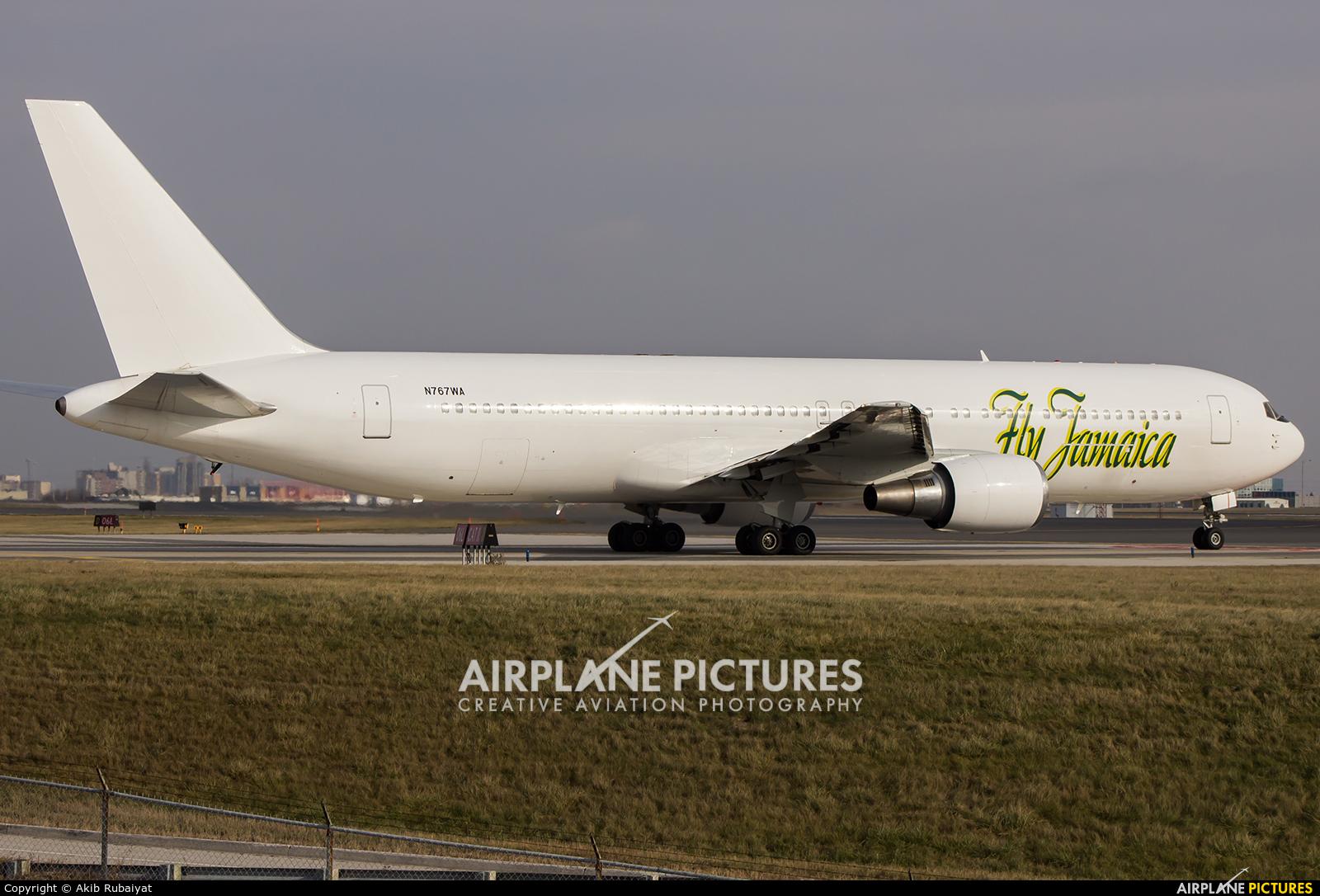 Fly Jamaica N767WA aircraft at Toronto - Pearson Intl, ON