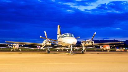 F-GXAS - Private Cessna 404 Titan