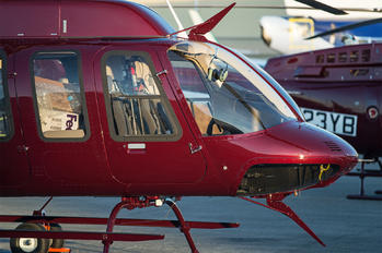 N522UC - Undisclosed Bell 407