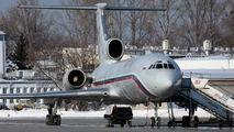 RA-85659 - Rossiya Tupolev Tu-154M aircraft