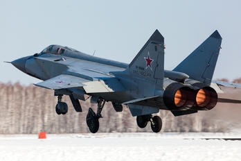 20 - Russia - Air Force Mikoyan-Gurevich MiG-31 (all models)