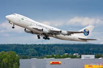 EK74799 - Saudi Arabian Cargo Boeing 747-200SF