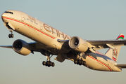A6-ETS - Etihad Airways Boeing 777-300ER aircraft