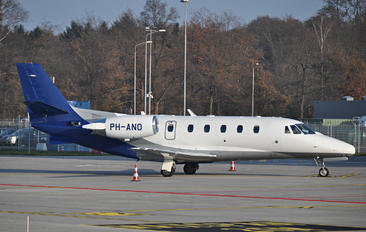 PH-ANO - JetNetherlands Cessna 560XL Citation XLS