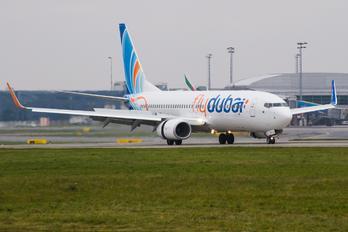 A6-FER - flyDubai Boeing 737-800