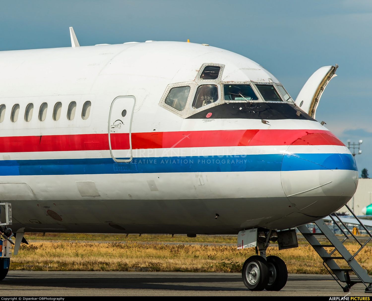 Ameristar Air Cargo N783TW aircraft at Everett - Snohomish County / Paine Field