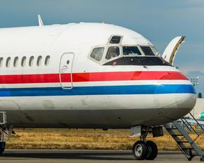 N783TW - Ameristar Air Cargo McDonnell Douglas DC-9