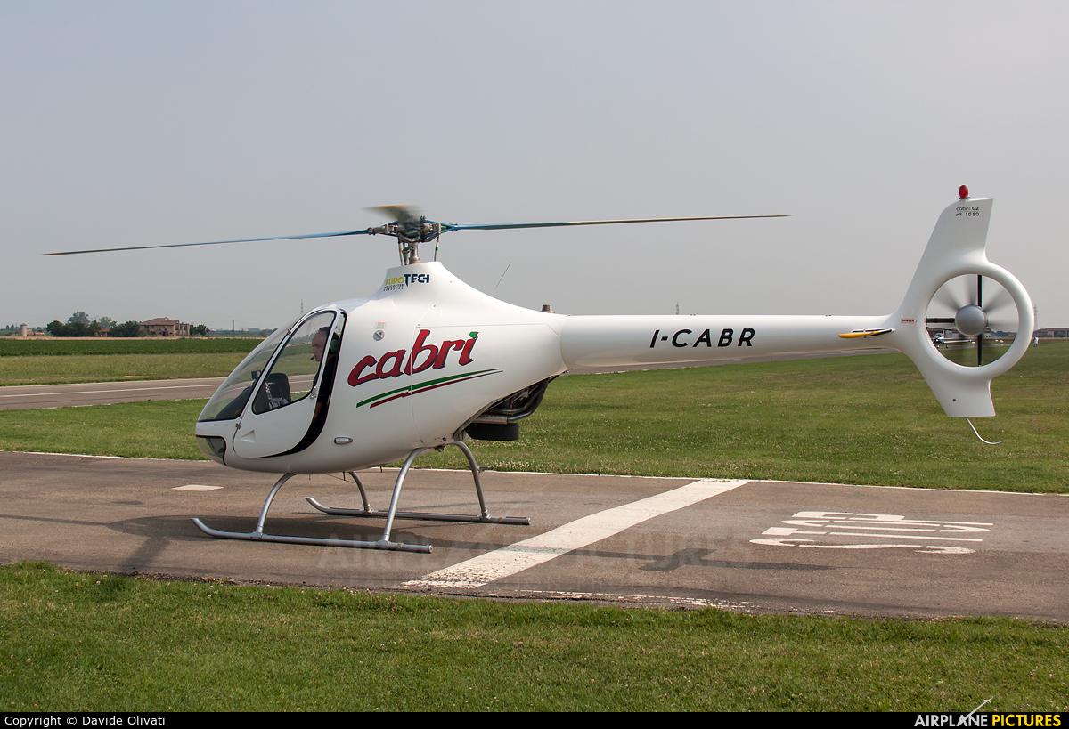 Private I-CABR aircraft at Ozzano dell