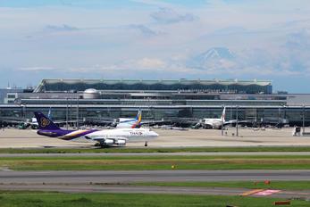 HS-TGX - Thai Airways Boeing 747-400