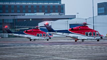 VP-CHJ - CHC Netherlands Agusta Westland AW139 aircraft